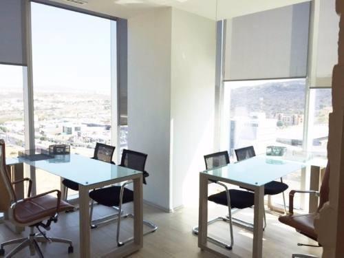 oficinas aaa todos los servicios amueblada centro sur con vi