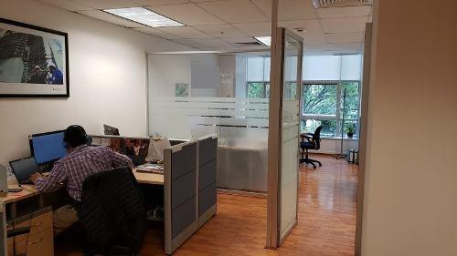 oficinas acondicionada av santa fe