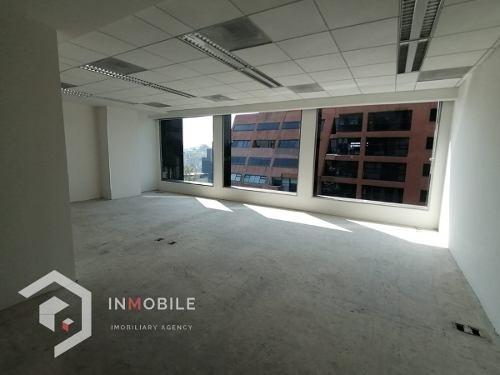 oficinas acondicionadas, 160 m2, lomas de chapultepec.