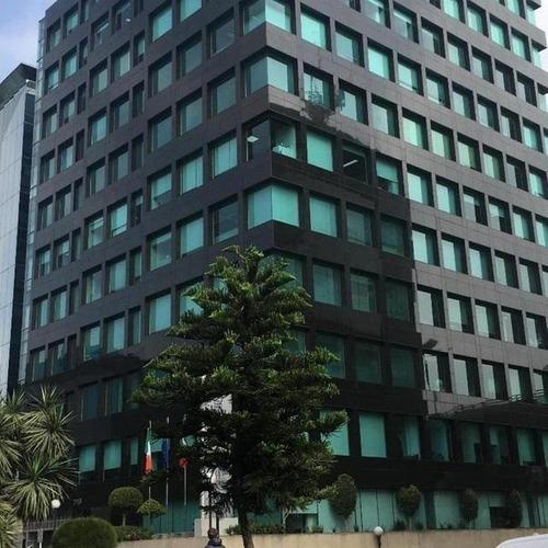 oficinas acondicionadas en lomas virreyes - renta