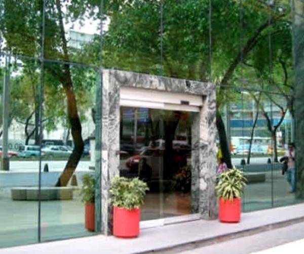 oficinas acondicionadas en paseo de la reforma - renta