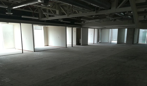 oficinas acondicionadas en renta torre quadrata