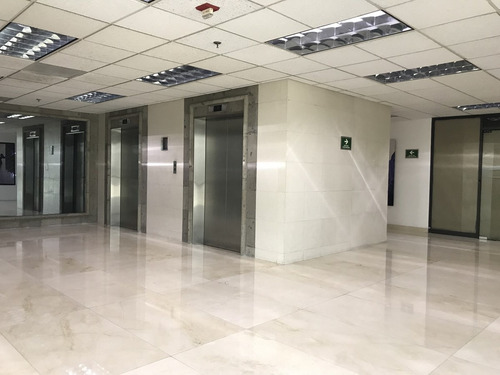oficinas acondicionadas totalmente en edificio corporativo