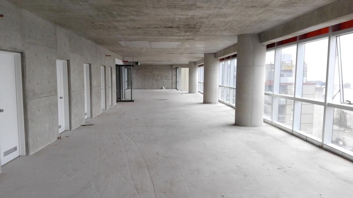 oficinas alquiler | open office, av libertador 770 |4.000 m²