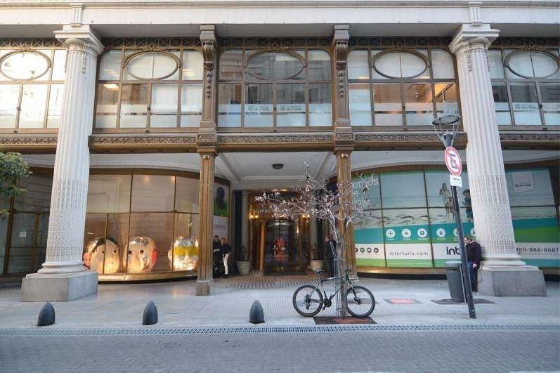 oficinas alquiler | suipacha 664, caba | 2 pisos - 3129 m²