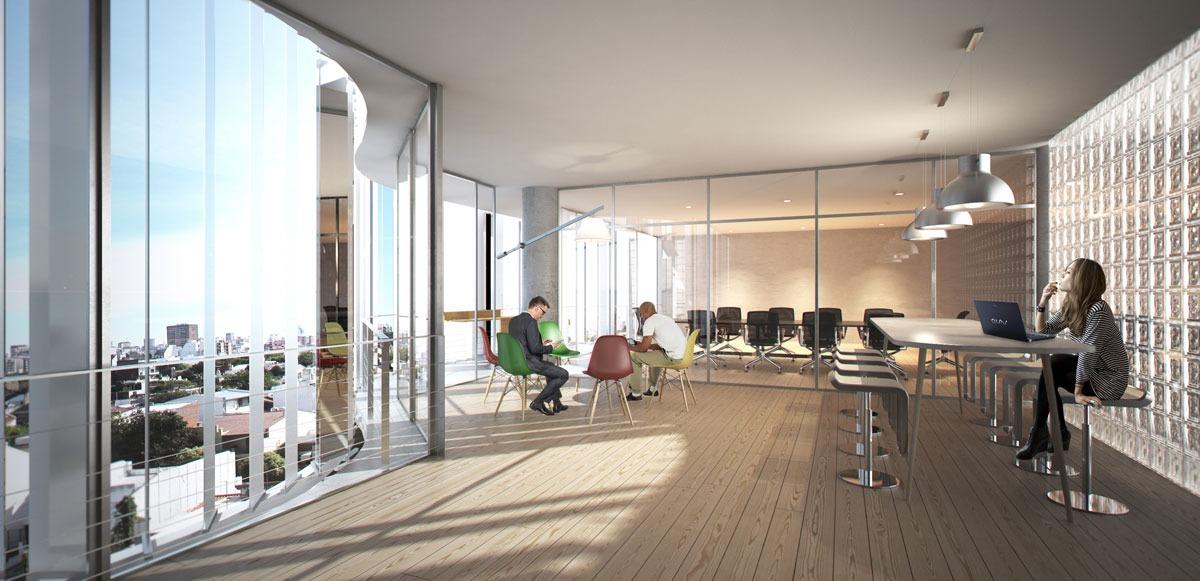 oficinas alquiler | summers, palermo caba | 1742 m²
