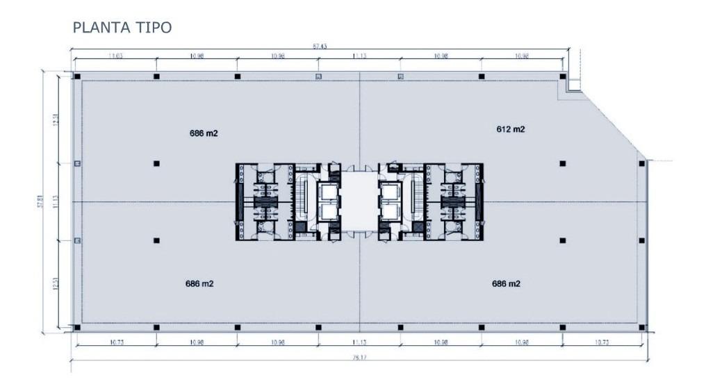 oficinas alquiler | urbana, munro | 1.325 m²