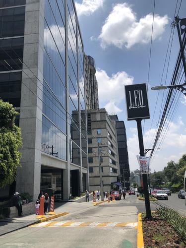 oficinas amuebladas  edificio aaa, en santa fe