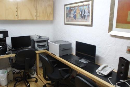 oficinas amuebladas en renta