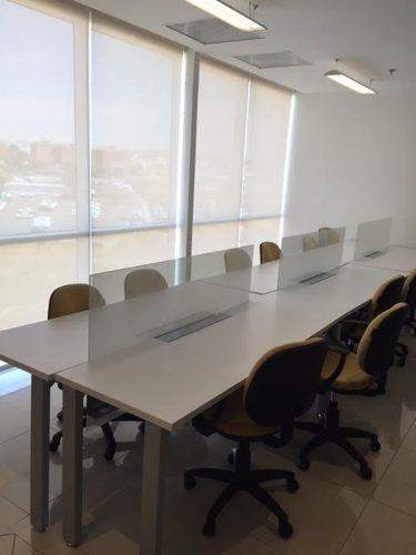 oficinas amuebladas en renta en san pablo // cor160412-vm