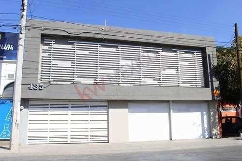 oficinas amuebladas en renta sobre  av. salvador nava $40,000.00
