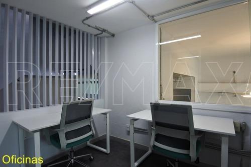 oficinas amuebladas, servicios incluidos