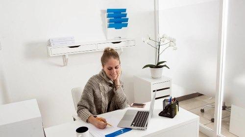 oficinas amuebladas - todo incluido