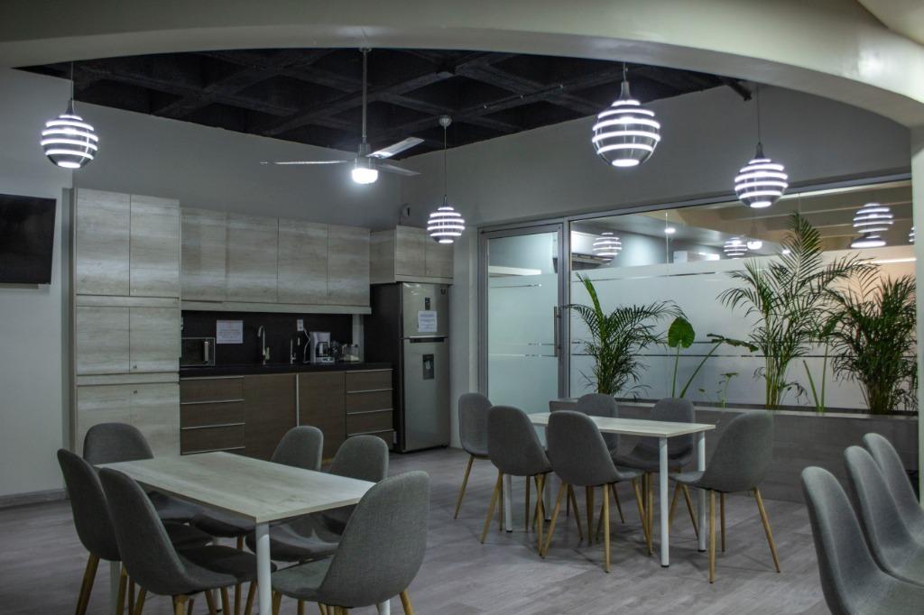 oficinas amuebladas, zona urbana rio tijuana, tijuana b.c.