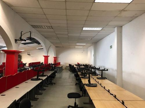 oficinas area libre en avenida toluca