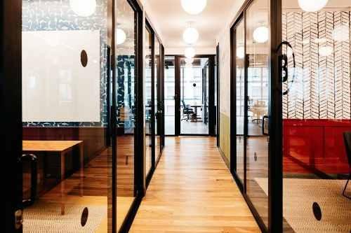 oficinas business center de lujo