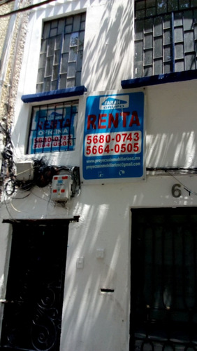 oficinas comerciales en renta zona rosa