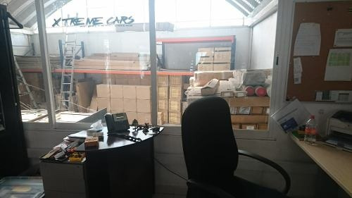 oficinas con almacén  en venta alvaro obregón