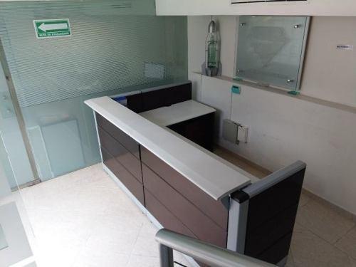 oficinas con bodega en renta en tlalpan