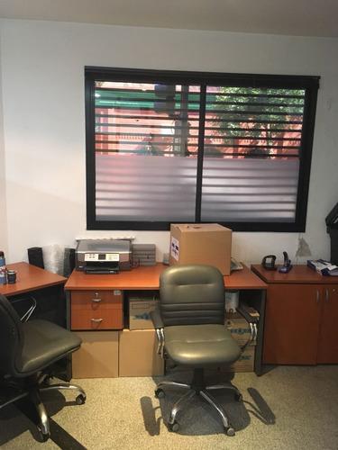 oficinas con local comercial en caballito