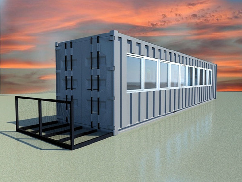 oficinas containers transportables