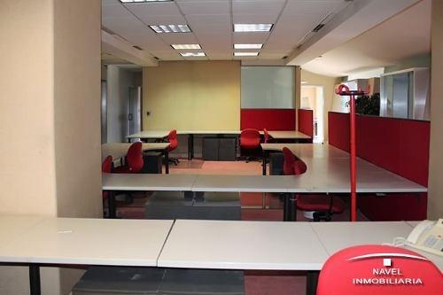 oficinas corporativas amuebladas y equipadas, ofv-3206