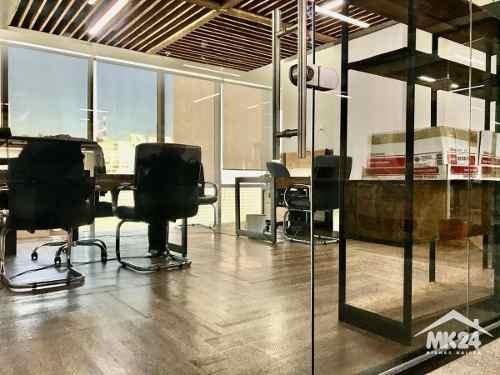 oficinas corporativas de lujo en santa fe