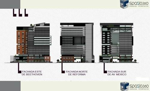 oficinas corporativas en av. méxico