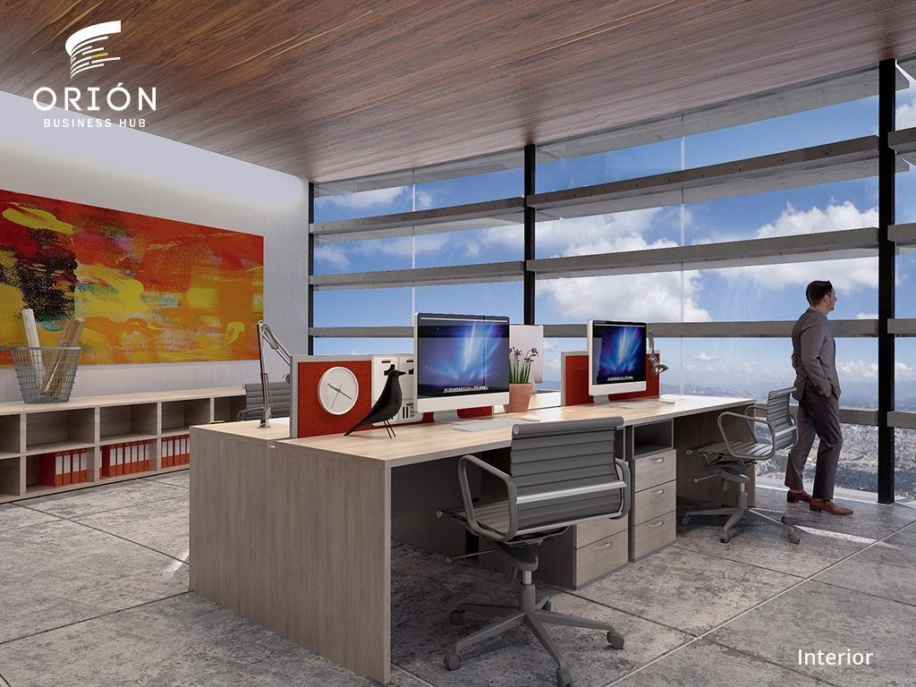 oficinas corporativas en merida. orion bussines hub