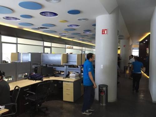 oficinas corporativas en renta cancun seguridad, 930 m2