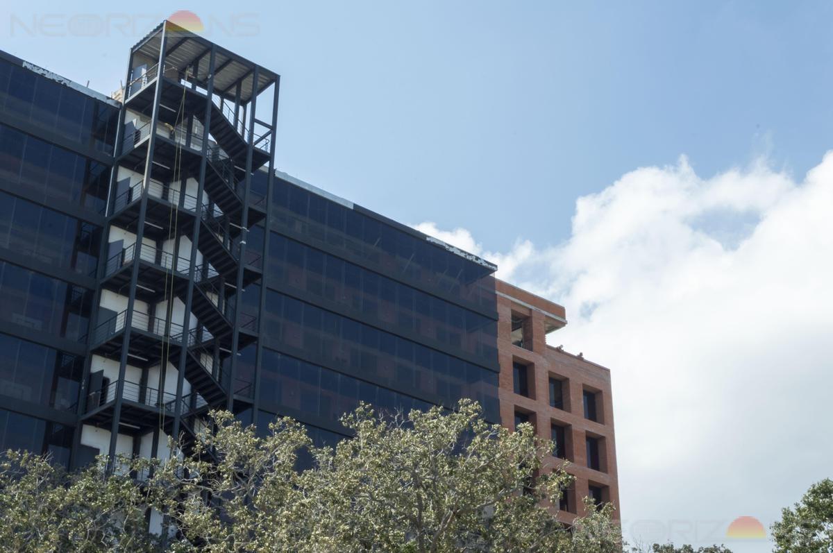 oficinas corporativas en renta en tampico edificio insignia | piso 7