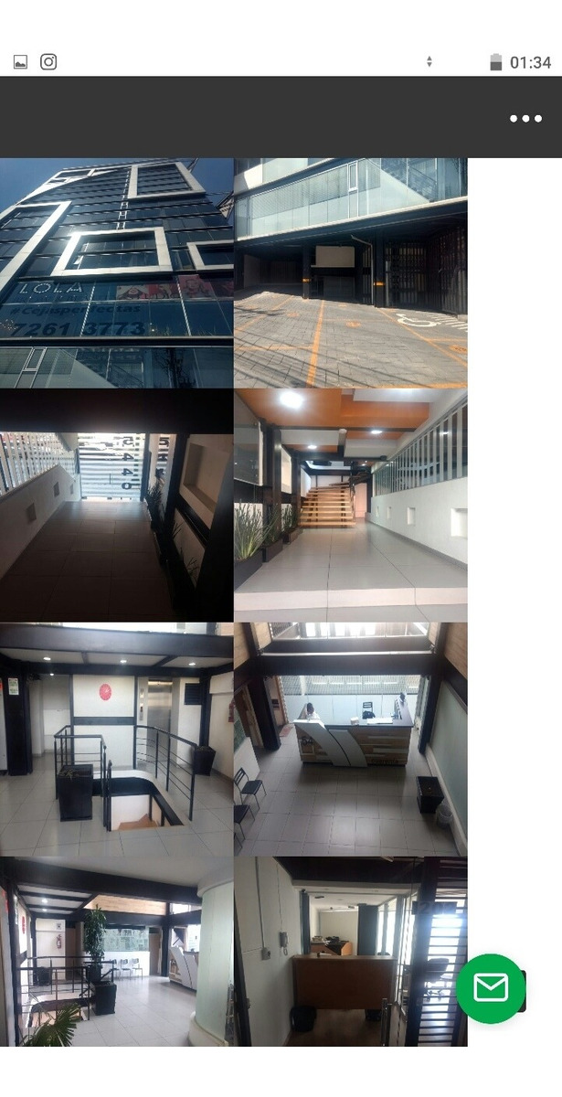 oficinas de 30 m2 al lado de gran sur