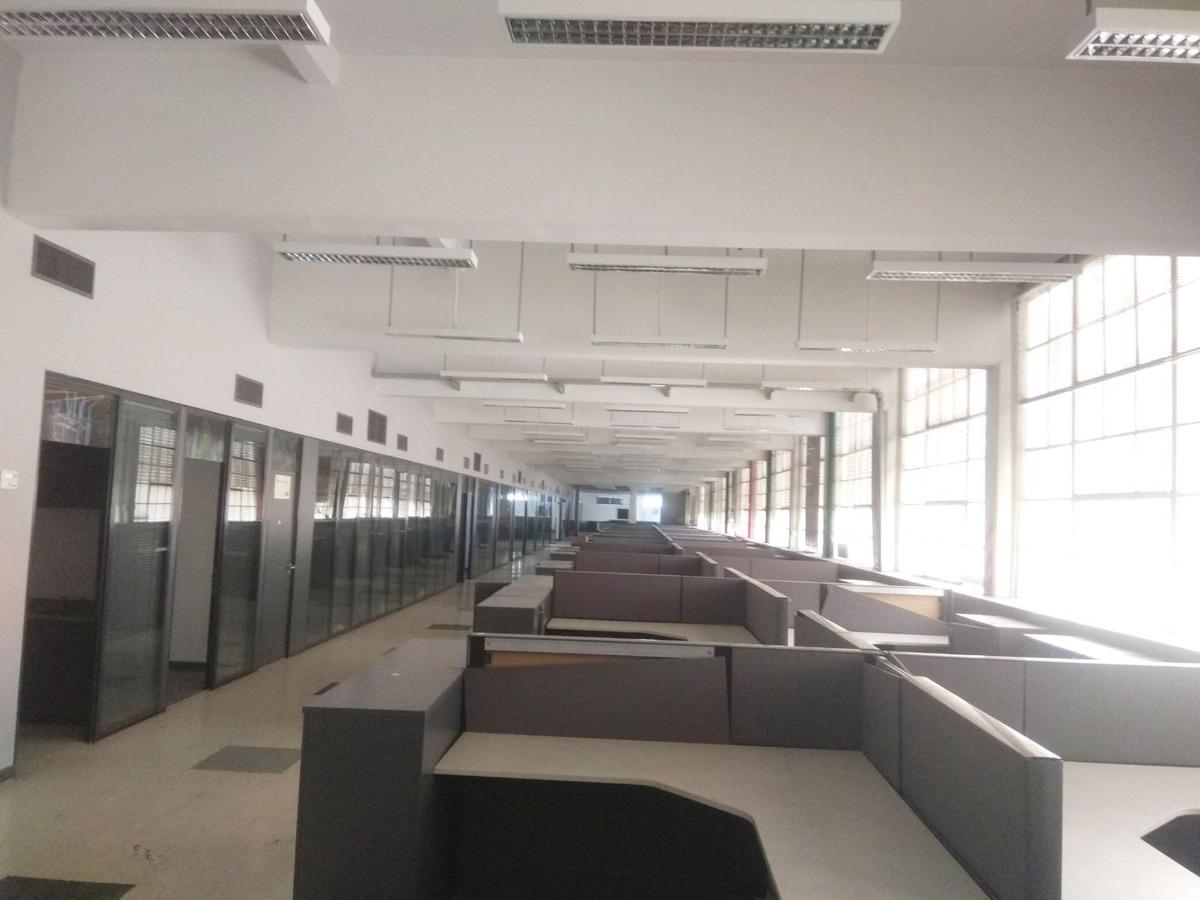 oficinas de 500m2 en valentin alsina