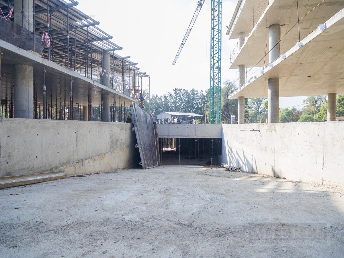 oficinas de 523 m2 en alquiler en lomas de san isidro