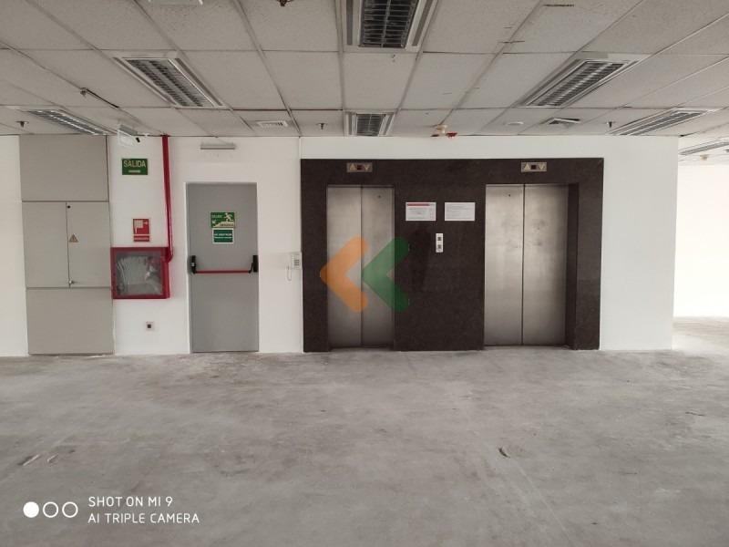 oficinas de gran tamaño en alquiler en plaza independencia- ref: 7302