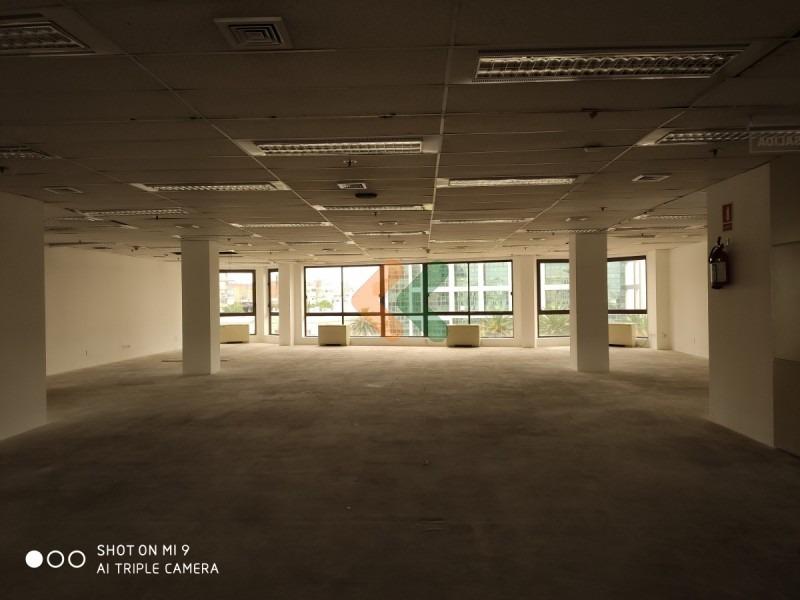 oficinas de gran tamaño en alquiler en plaza independencia-ref:7299