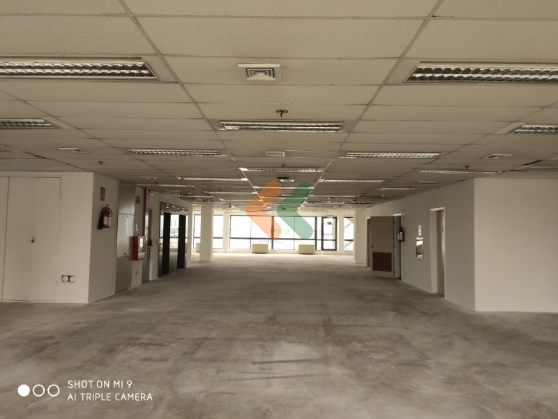 oficinas de gran tamaño en alquiler en plaza independencia-ref:7300