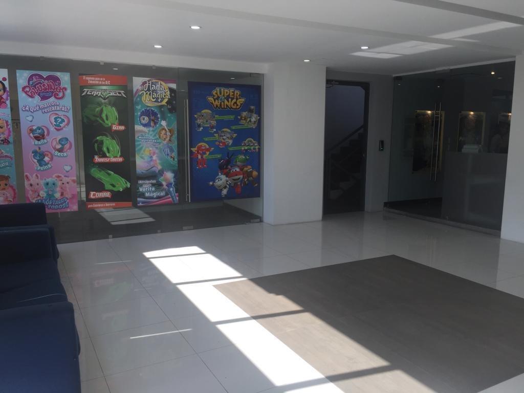 oficinas de lujo de renta  en lomas de chapultepec
