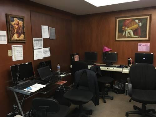 oficinas del valle tlacoquemécatl