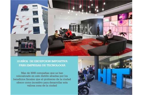 oficinas desde pozo en distrito tecnológico!