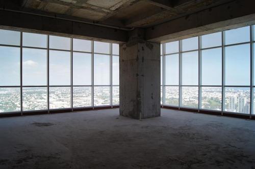 oficinas disponibles en torre exertia. con vista al mar
