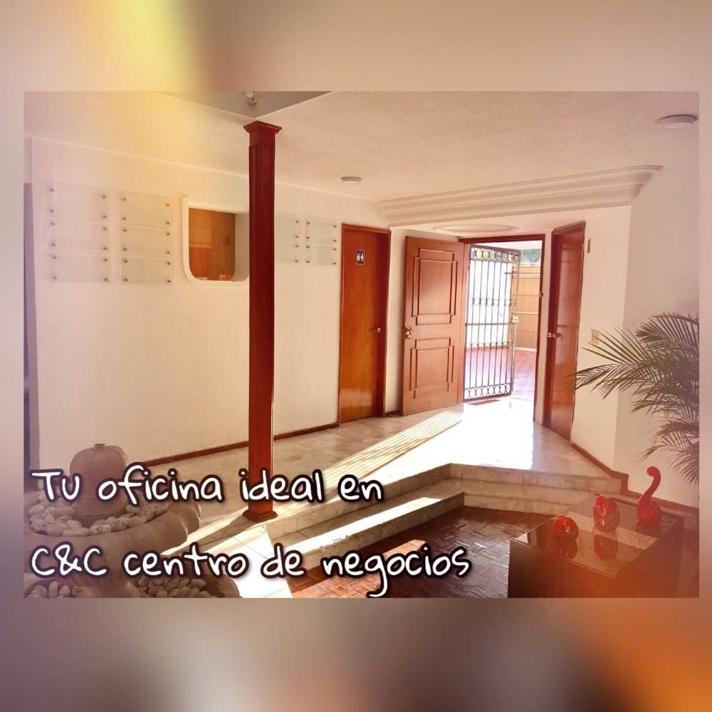 oficinas ejecutivas amuebladas