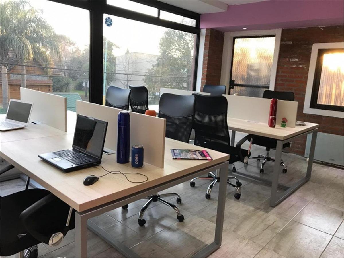 oficinas en alquiler a mts. de puente santa rosa (ituzaingó)