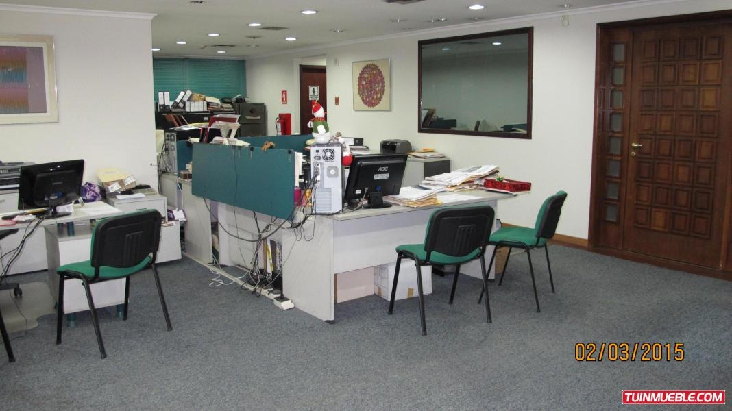 oficinas en alquiler altamira mls 15-2509