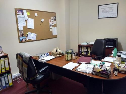 oficinas en alquiler - balvanera - 660 m2