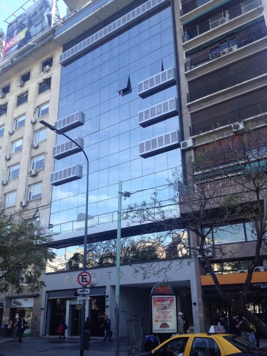 oficinas en alquiler | cerrito 836, caba | 732 m²