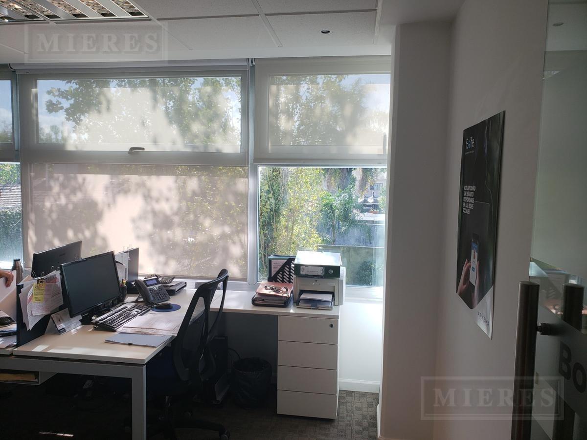 oficinas en alquiler de 440 m2 en lomas de san isidro