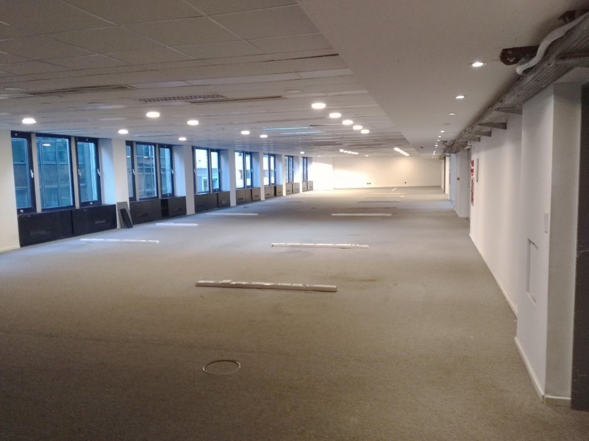 oficinas en alquiler   l. n. alem 1050, caba   2.115 m²