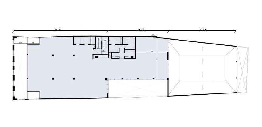 oficinas en alquiler | peru 674, san telmo, caba | 3.600 m²
