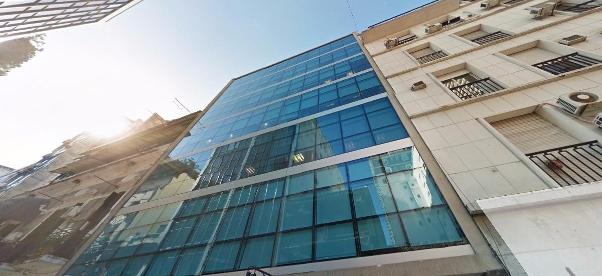 oficinas en alquiler - san martín 627, caba (piso 6)
